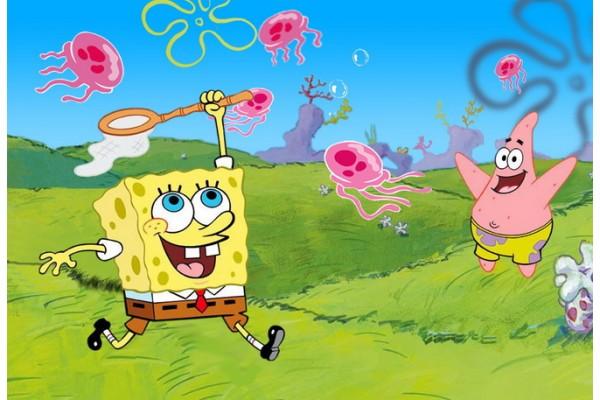 Игра губка боб и патрик ловят медуз похожие игры на властелин колец возвращение короля