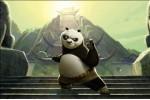 Панда - почтовая открытка 3D