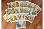Наборы открыток
