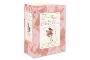 Набор из 100 почтовых открыток с цветочными феями и эльфами от Сесиль Мэри Баркер