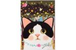 Почтовая открытка Jetoy Choo Choo Cats - 01