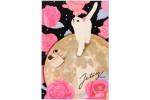 Почтовая открытка Jetoy Choo Choo Cats - 13