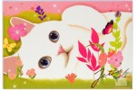 Почтовая открытка Jetoy Choo Choo Cats - 25