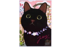 Почтовая открытка Jetoy Choo Choo Cats - 31