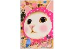 Почтовая открытка Jetoy Choo Choo Cats - 33