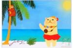 Почтовая открытка Jetoy Choo Choo Cats - 36