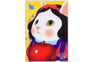 Почтовая открытка Jetoy Choo Choo Cats - 38