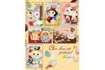 Набор почтовых открыток Jetoy King - Wonderland