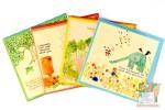 Квадратные открытки в конвертах
