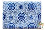 Декоративный конверт синий