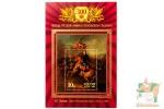 Почтовые марки: 300-летие Полтавской битвы