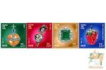 Почтовые марки: Алмазный фонд