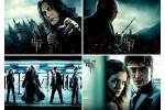 Наборы из 8 открыток по фильмам о Гарри Поттере