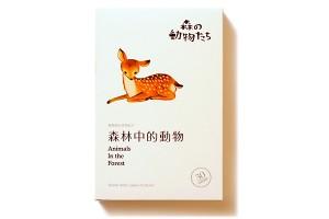 Набор из 30 открыток: Животные леса