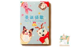 Набор из 30 открыток: Рождественские пожелания