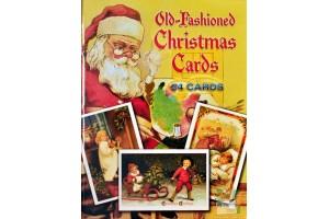 Набор открыток: Рождественские винтажные открытки