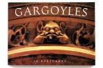 Набор почтовых открыток: Горгульи