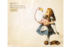 Открытка в конверте: Алиса и волшебник из страны Оз