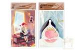 Набор открыток Daddy Long Legs и сказки братьев Гримм