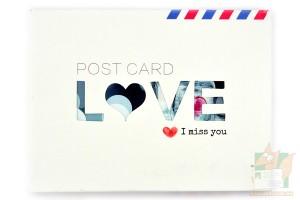 Набор из 32 открыток: Love