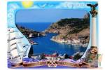 Набор открыток с фоторамкой: Севастополь