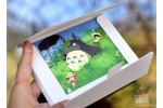 Наборы LAVERTON, 15 открыток по мультфильмам Миядзаки.