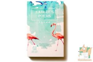 Набор из 30 открыток + наклейки: Птицы