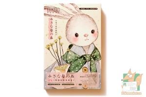 Набор из 30 открыток: Милые кролики