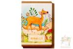 Набор из 30 открыток: Рисованные животные