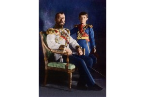 Император с наследником