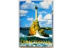 Набор льняных открыток: Севастополь