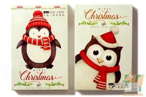 Набор из 36 открыток: Счастливого Рождества!