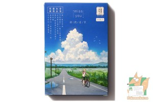 Набор из 30 открыток: Облачные мечты