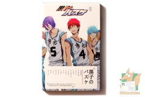 Набор из 30 открыток: Баскетбол Куроко