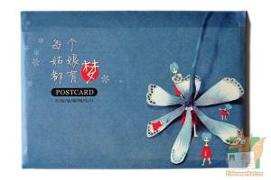 Набор из 6 открыток: Путешествие во сне