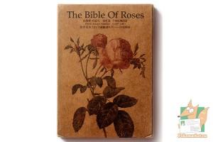 Набор из 24 крафт открыток: Библия роз