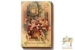 Набор из 30 открыток: Рождественские поздравления