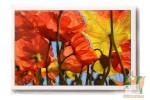 Набор из 12 открыток: Цветочный