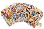 Набор из 8 открыток: Советские почтовые марки