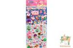 Набор дутых наклеек Merry Christmas WS-QA056