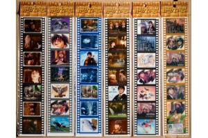Наборы наклеек в виде киноленты - Гарри Поттер