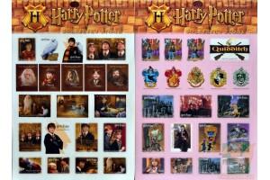Набор наклеек: Гарри Поттер и философский камень