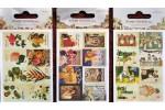 Наборы наклеек: Stamp Sticker