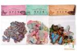 Наборы из 40 прозрачных наклеек: Чудесные бабочки