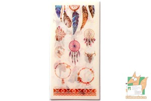 Набор наклеек из 6 листов: Ловцы снов
