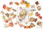 Набор наклеек Камио: Восточная кухня