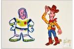 Открытки студии Pixar: Toy Story