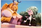 Открытки студии Pixar: Boundin