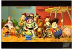 Открытки студии Pixar: Toy Story 2