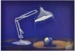 Открытки студии Pixar: Luxo Jr.